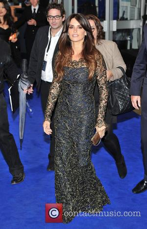 Penelope Cruz - The Counsellor Special Screening held at the Odeon West End - Arrivals. - London, United Kingdom -...
