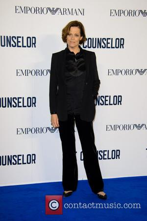 Sigourney Weaver - 'The Counselor' Special Screening at Odeon West End - Arrivals - London, United Kingdom - Thursday 3rd...