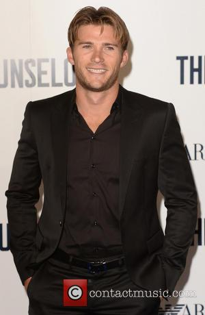 Scott Eastwood - 'The Counselor' premiere held at the Odeon West End - London, Ukraine - Thursday 3rd October 2013