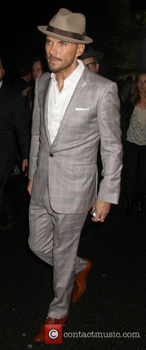 Matt Goss - 2&8 club celebrates it's 1st birthday - Outside - London, United Kingdom - Thursday 3rd October 2013