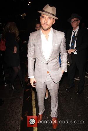 Matt Goss - Pop star Matt Goss arrives at 2&8 Mortons - London, United Kingdom - Thursday 3rd October 2013