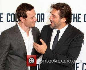 Michael Fassbender and Javier Bardem