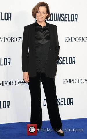 Sigourney Weaver - The Counselor Special Screening at the Odeon West End Leicester Square - London, United Kingdom - Thursday...