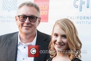 Brian Percival and Sophie Nelisse