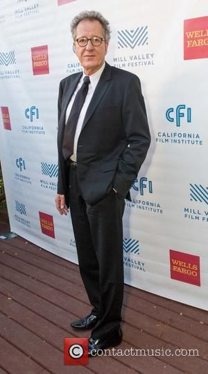 Geoffrey Rush - Mill Valley Film Festival 2013 - Opening Night - San Francisco, United States - Thursday 3rd October...