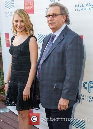 Sophie Nelisse and Mark Fishkin