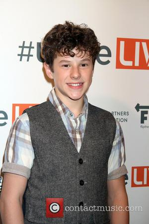 Nolan Gould - Recording Artist CARLY RAE JEPSEN Headlines UniteLIVE: The Concert To Rock Out Bullying