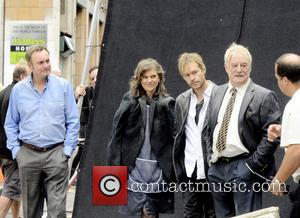 Philip Glenister, Liz White, Bernard Hill and Steven Mackintosh