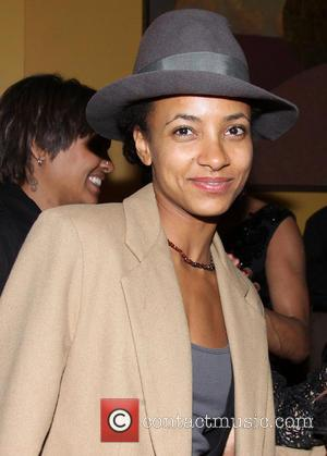 Esperanza Spalding - Opening night after party for the new Billie Holiday musical Lady Day, held at B. Smith's restaurant....