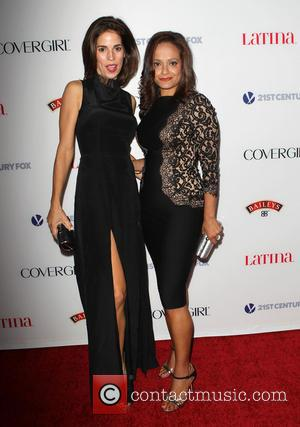 Ana Ortiz and Judy Reyes