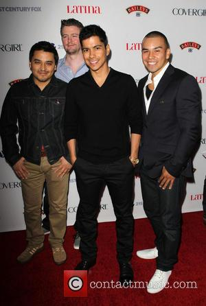 Douglas Spain, David J. Phillips, Jeremy Ray Valdez and Joseph Julian Soria