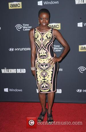 Danai Gurira - The Four Season Premiere of Walking Dead - Los Angeles, CA, United States - Friday 4th October...