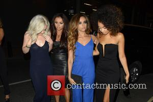 Little Mix, Jade Thirlwall, Jesy Nelson, Perrie Edwards and Leigh-anne Pinnock