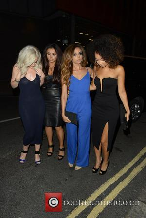 Leigh-anne Pinnock, Jade Thirlwall, Jesy Nelson and Perrie Edwards