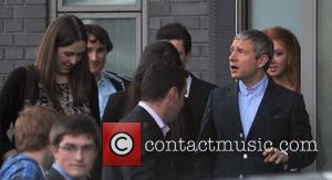 Martin Freeman - Star of The Office and The Hobbit,Martin Freeman seen leaving UCD after doing a Q&A with college...