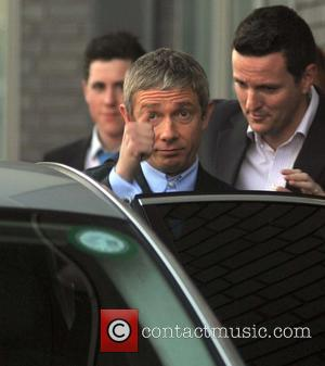 Martin Freeman Awarded Fellowship From Irish College