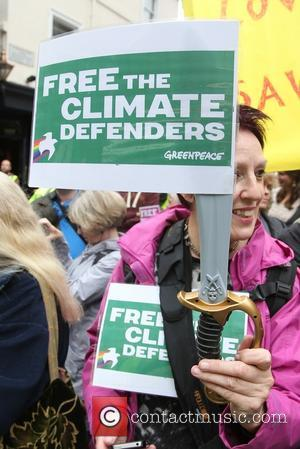Celebrities, Free and Greenpeace