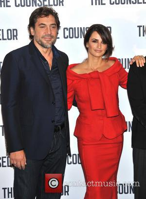 Javier Bardem and Penelope Cruz - 'The Counselor' - Press junket and photocall held at The Dorchester - London, United...