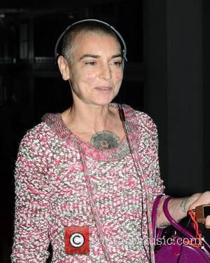 Sinead O'Connor - Sinead O'Connor & guests at The Late Late Show, RTE... - Dublin, Ireland - Saturday 5th October...