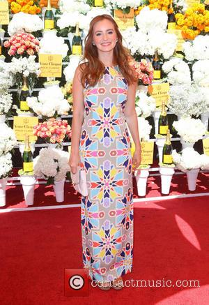 Ahna O'Reilly - The Fourth-Annual Veuve Clicquot Polo Classic Held at Will Roger's Polo Grounds - Los Angeles, California, United...