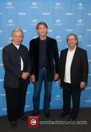 Costa-gavras, Peter Coyote and Mark Fishkin