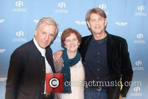 Costa-gavras, Zoe Elton and Peter Coyote