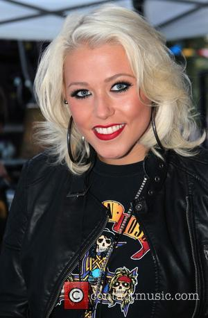 Amelia Lily - Chester Pride 2013 - Chester, United Kingdom - Saturday 5th October 2013