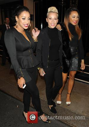 Karis Anderson, Alexandra Buggs, Courtney Rumbold and Stooshe