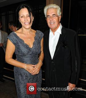 Max Clifford and Jo Westwood - Shooting Star Chase Ball at The Dorchester Hotel - Outside - London, United Kingdom...