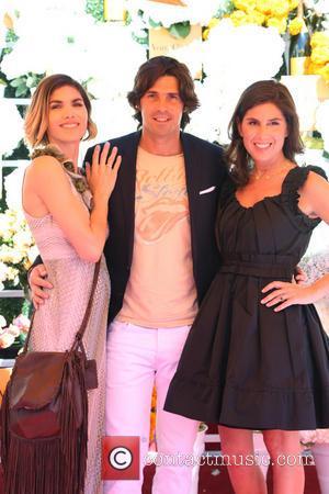 Nacho Figueroa, Delfina Blaquier and Rachel Zoe