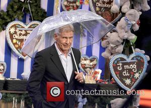 Harrison Ford - Celebrities appear on German entertainment television show 'Wetten Dass...?' - Bremen, Germany - Saturday 5th October 2013
