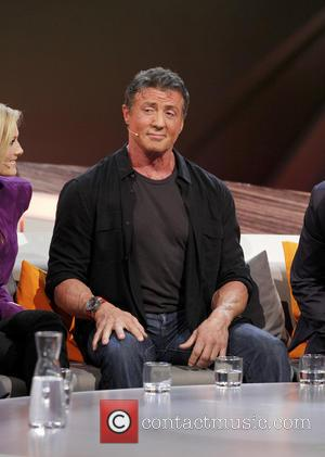Sylvester Stallone - Celebrities appear on German entertainment television show 'Wetten Dass...?' - Bremen, Germany - Saturday 5th October 2013