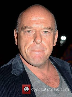 Dean Norris - Breaking Bad star Dean Norris & others are guests on The Saturday Night Show, RTE... - Dublin,...