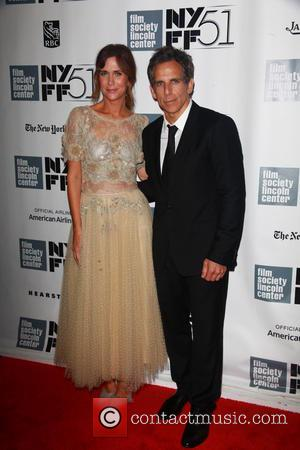 Kristen Wiig and Ben Stiller - The 2013 New York Film Festival Presents The Centerpiece Gala Presentation of The Secret...