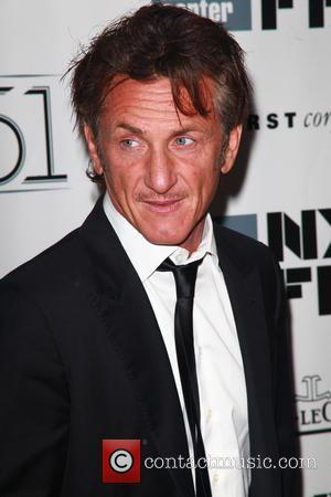 Sean Penn - The 2013 New York Film Festival Presents The Centerpiece Gala Presentation of The Secret Life Of Walter...
