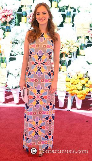Ahna O'Reilly - 4th Annual Veuve Clicquot Polo Classic held at Will Roger's Polo Grounds - Los Angeles, California, United...