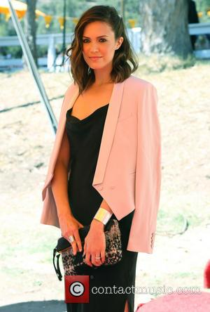 Mandy Moore - 4th Annual Veuve Clicquot Polo Classic held at Will Roger's Polo Grounds - Los Angeles, California, United...
