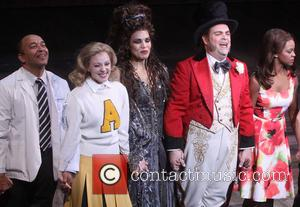 Ciara, Jc Montgomery, Lara Seibert, Brad Oscar, Krystal Joy Brown and Big Fish