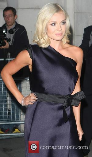 Katherine Jenkins - Pride of Britain Awards held at the Grosvenor House - Outside Arrivals - London, United Kingdom -...
