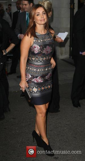Louise Redknapp - Celebrities Arriving at the Pride Of Britain Awards - London, United Kingdom - Monday 7th October 2013