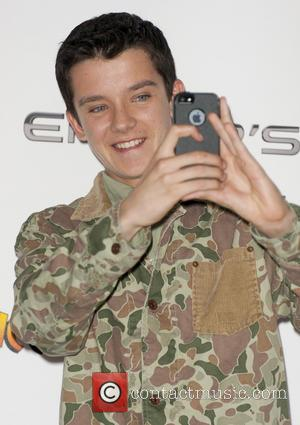 Asa Butterfield - 'Ender's Game' Fan event and photocall - Arrivals - London, United Kingdom - Monday 7th October 2013