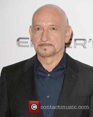 Ben Kingsley - The photo call for
