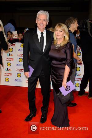 Phillip Schofield - Pride Of Britain Awards 2013 held at the Dorchester Hotel - Arrivals - London, United Kingdom -...