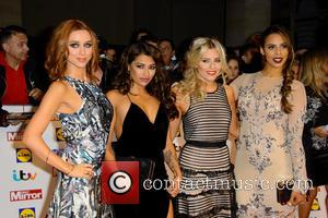The Saturdays - Una Healy, Vanessa White, Mollie King and Rochelle Humes