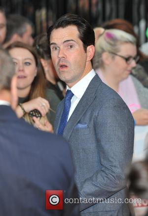 Jimmy Carr - Pride of Britain Awards held at the Grosvenor House - Arrivals. - London, United Kingdom - Monday...