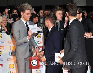Lawson - Pride of Britain Awards held at the Grosvenor House - Arrivals. - London, United Kingdom - Monday 7th...