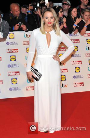 Kimberley Walsh - Pride of Britain Awards held at the Grosvenor House - Arrivals. - London, United Kingdom - Monday...