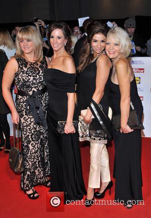Nicola McLean and Shobna Gulati - Pride of Britain Awards held at the Grosvenor House - Arrivals. - London, United...