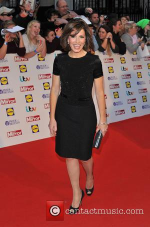 Natasha Kaplinsky - Pride of Britain Awards held at the Grosvenor House - Arrivals. - London, United Kingdom - Monday...