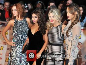 The Saturdays, Rochelle Wiseman, Mollie King, Una Healy and Vanessa White